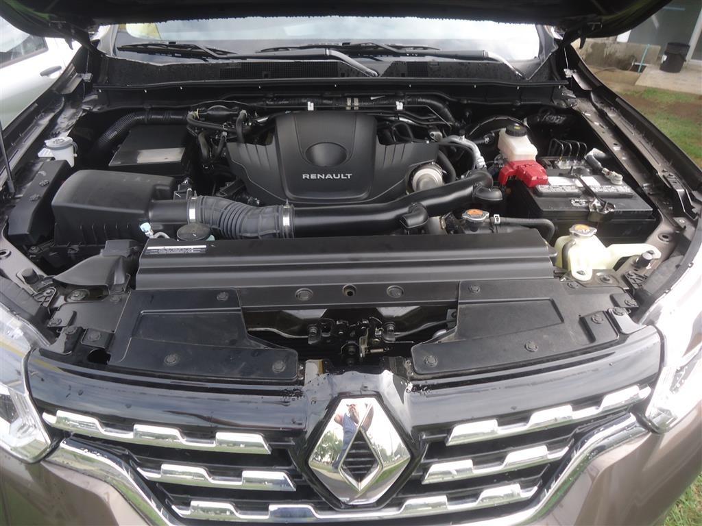 Renault alaskan doble cabina at 2500 diesel 4x4 126 for Cabina remota alaska