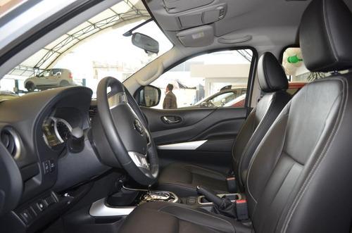 renault alaskan intense 2.5 aut placa gbw265