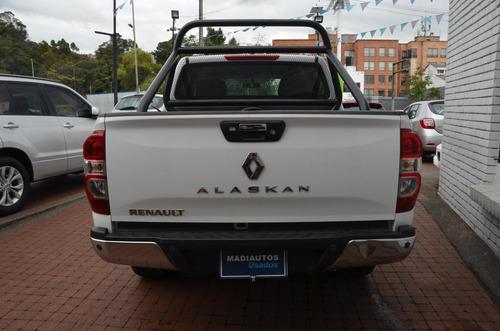 renault alaskan intense aut 2.5 diesel t