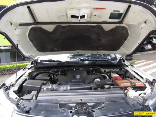 renault alaskan zen 2500 cc mt td 4x4