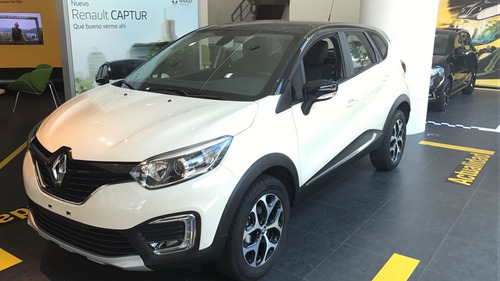 renault captur 1.6 intens cvt oferta contado financiamos  jl
