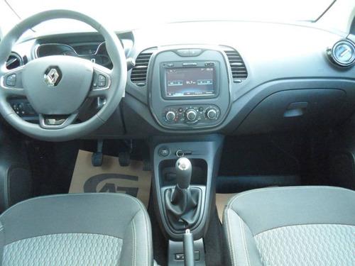 renault captur 1.6 life oferta car one s.a a*