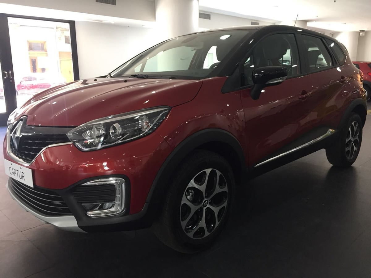 Renault Captur 2 0 Intens 0km 2019ant Cuotas Financiacion Os