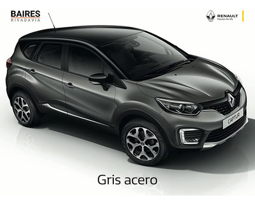 renault captur 2.0 intens beige 0km 2020 contado financiado
