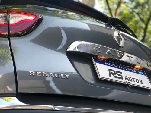 renault  captur 2.0 intens manual - 2017 - igual a 0km