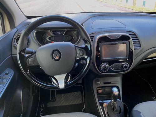 renault captur expression 2016 automática 1200 turbo