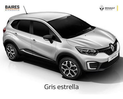 renault captur intens 1.6 automatica 0km 2019 financiado #1