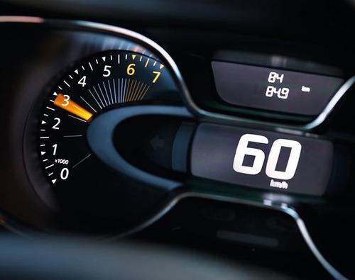 renault captur intens 1.6 automatica 2019 0km gris contado