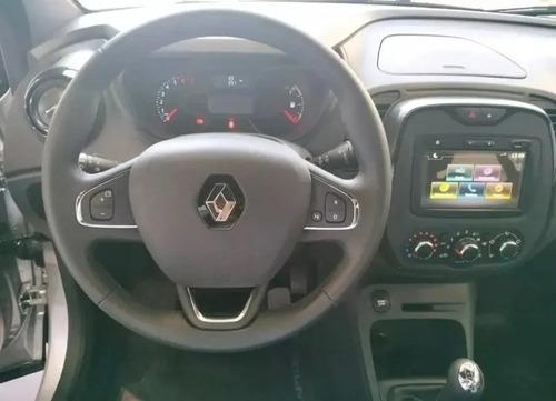 renault captur life 1.6 16v stock oportunidad car one(jg)