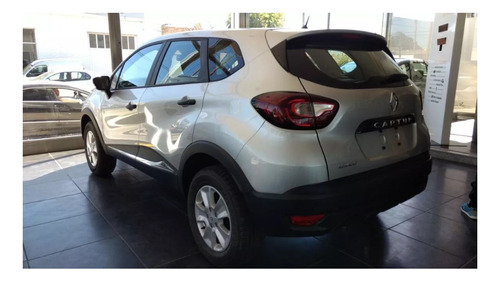 renault captur life 1.6 16v - stock propio disponible (juan)