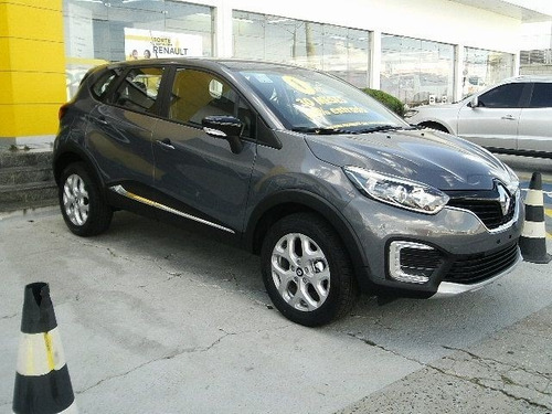 renault captur zen 1.6 flex manual completo 0km2019