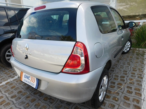 renault clio 1.0 authentique 16v flex 2p manual 2014/2014