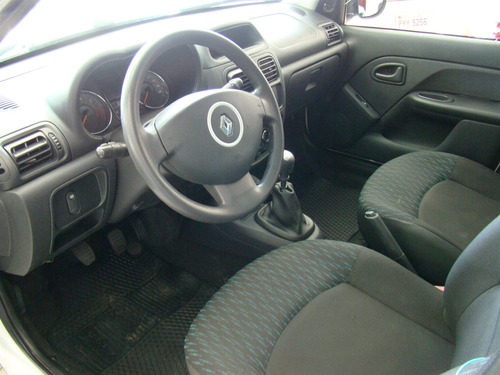 renault clio 1.0 expression 16v flex 4p manual
