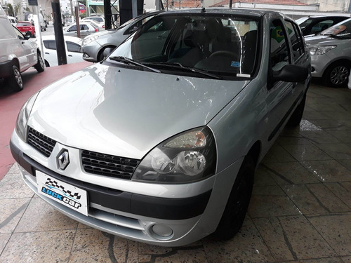 renault clio 1.0 expression 16v gasolina 4p manual