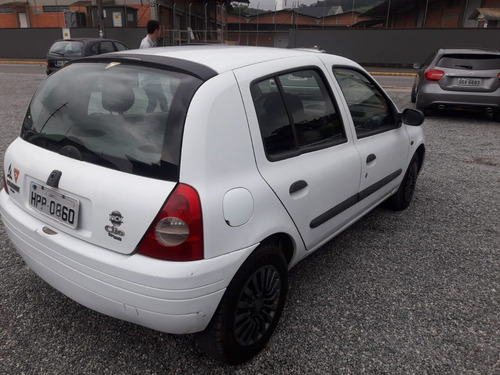 renault clio 1.0 rl 8v gasolina 4p manual 2002/2003