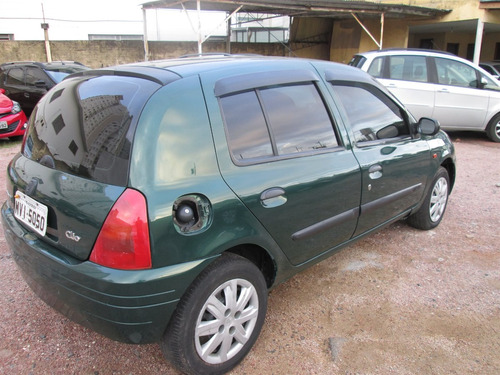 renault clio 1.0 rl 8v gasolina 4p manual