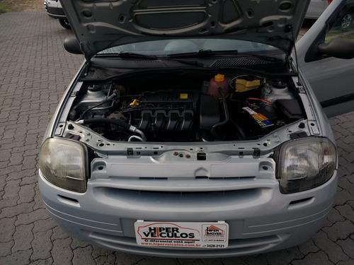 renault clio 1.0 rn 16v gasolina 4p manual
