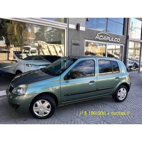 Renault Clio 1.2 */ 180000 + Cuotas /*