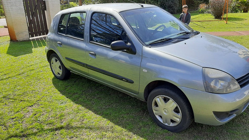 renault clio 1.2 16v full  2do dueño