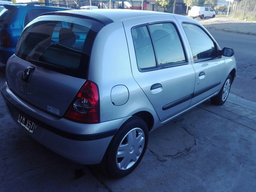 renault clio 1.2 authentique pack i 75cv 2012 5puertas