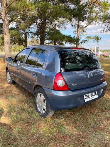renault clio 1.2 authentique pack ii 75cv 2011