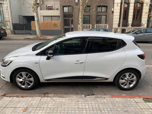 renault clio 1.2 iv fase ii expression 2018