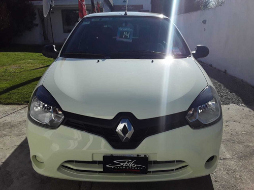 renault clio 1.2 mío authentique pack abs abcp 2014