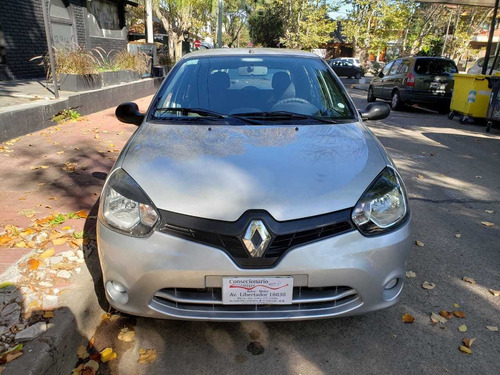 renault clio 1.2 mío authentique pack, anticipo mas cuotas