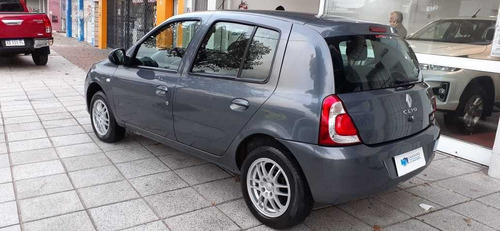 renault clio 1.2 mío authentique pack look abs abcp 2015