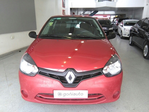 renault clio 1.2 mio confort abs abcp 2014 financiación