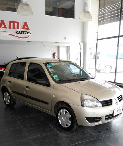renault clio 1.2 pack plus 2010 permuto financio