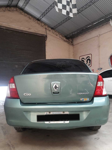 renault clio 1.2 tric authentique 2006