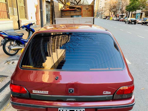renault clio 1.4 rsi 1995 5 puertas nafta