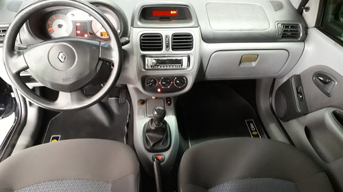 renault clio 1.6 expression 16v flex 4p manual