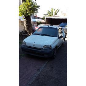 Renault Clio 1.6 Rld Dh Chocado 04 Baja Diesel $25000