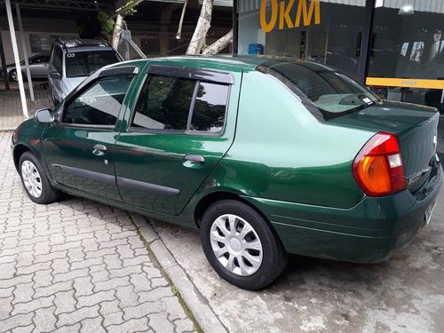 renault clio 1.6 rn 16v gasolina 4p manual