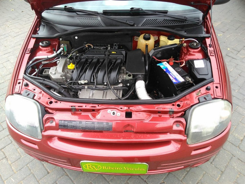renault clio 1.6 rt 16v gasolina 4p manual