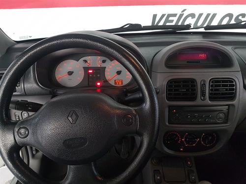 renault clio 1.6 rt 16v gasolina 4p manual
