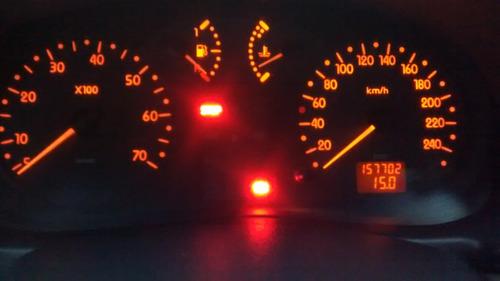 renault clio 1.9 rnd  pack segundo dño con 157000 kms real