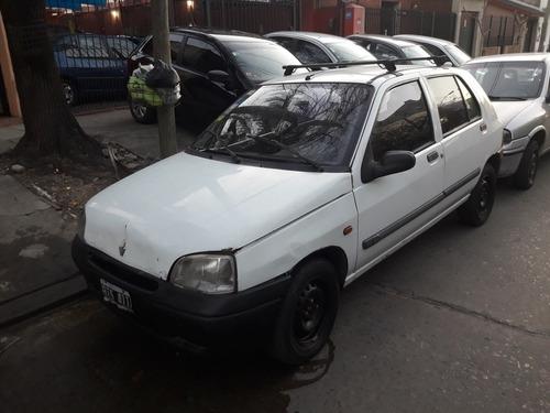 renault clio 1997 1.9 rl financio ( aty automotores)