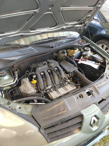 renault clio 2 f2 1.6 luxury baja definitiva en marcha!