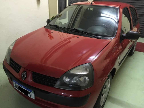 renault clio 2004 1.0 8v authentique 5p