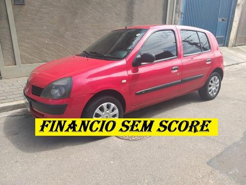 renault clio 2004 financiamento carros financiados