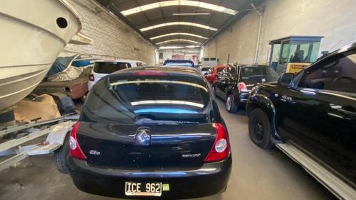renault clio 2009 1.2 pack plus 5 p di buono automotores