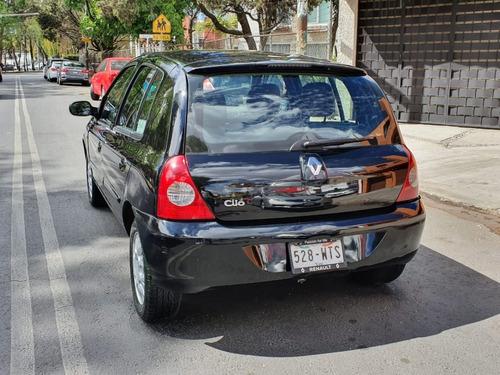renault  clio  2009  expression  aut  factura de agencia!!