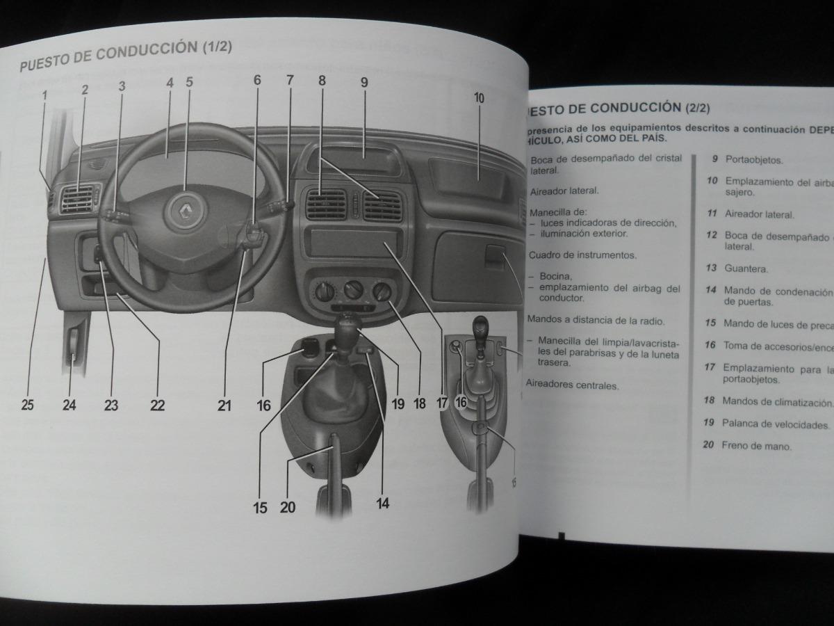 renault clio 2013 manual guantera instrucciones guantera. Cargando zoom.