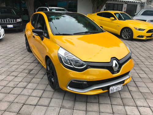 renault clio 2015 rs