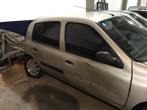 renault clio 5 puertas mod. 2012