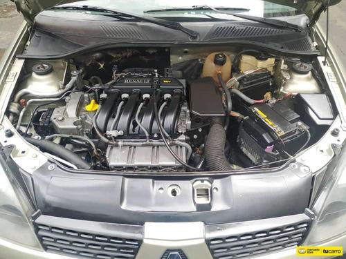 renault clio automático 16v