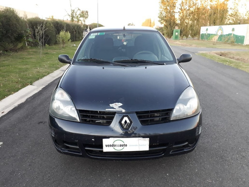 renault clio campus 1.2 authentique pack ii / nafta / 2012